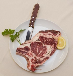 carne alla brace